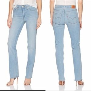 Levi's Jeans - Levi's | Light Wash 314 Shaping Straight Jeans